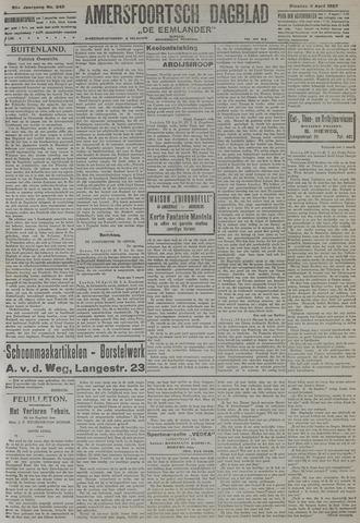 Amersfoortsch Dagblad / De Eemlander 1922-04-11