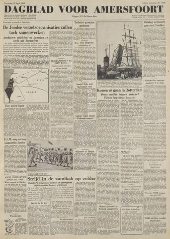 Dagblad voor Amersfoort 1948-04-28