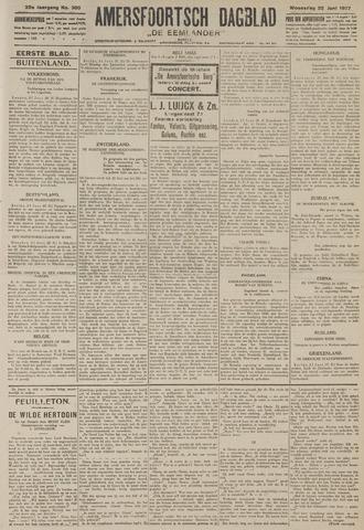 Amersfoortsch Dagblad / De Eemlander 1927-06-22
