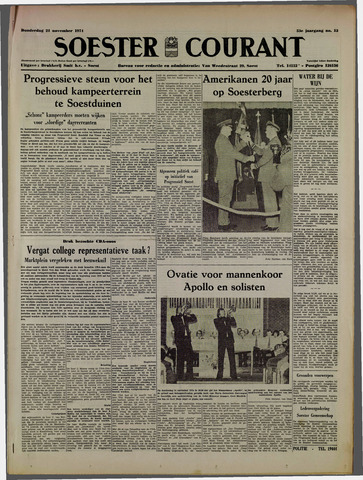 Soester Courant 1974-11-21
