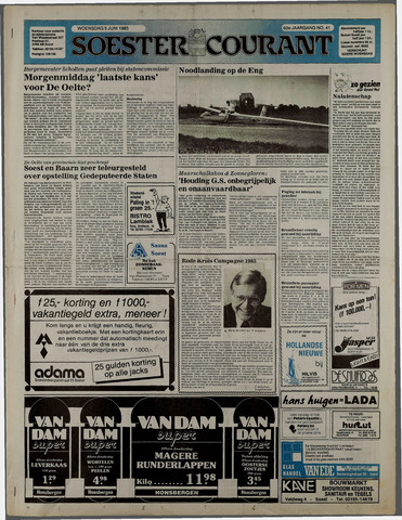 Soester Courant 1985-06-05