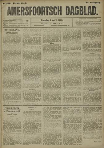 Amersfoortsch Dagblad 1908-04-07