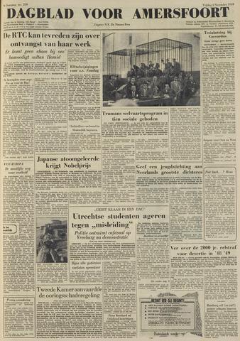 Dagblad voor Amersfoort 1949-11-04