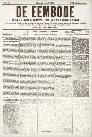 De Eembode 1901-07-06