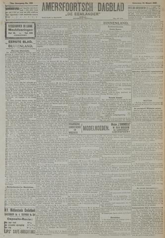 Amersfoortsch Dagblad / De Eemlander 1921-03-19