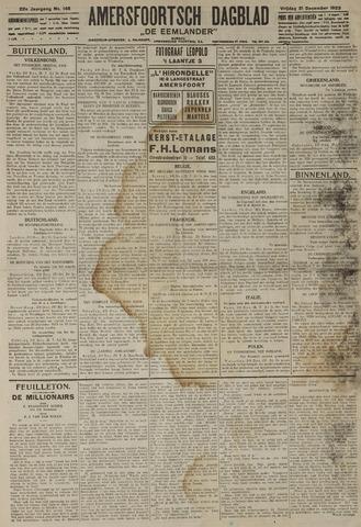 Amersfoortsch Dagblad / De Eemlander 1923-12-21