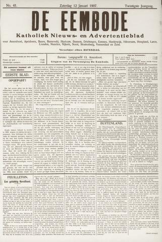 De Eembode 1907-01-12