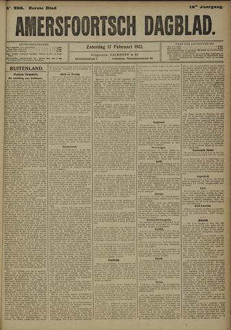 Amersfoortsch Dagblad 1912-02-17