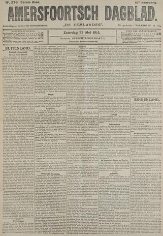 Amersfoortsch Dagblad / De Eemlander 1914-05-23