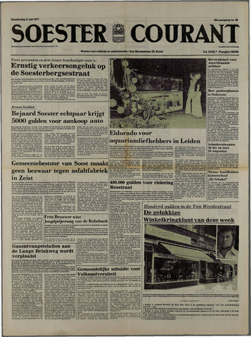 Soester Courant 1977-07-21