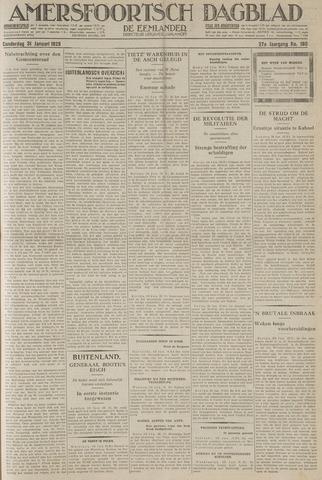 Amersfoortsch Dagblad / De Eemlander 1929-01-31
