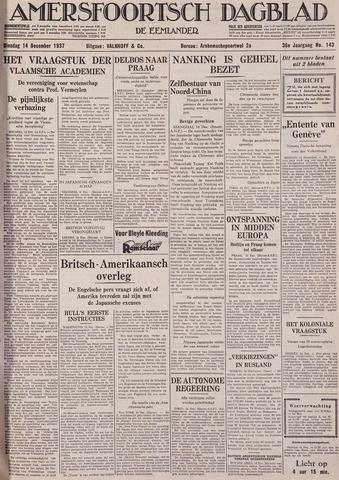 Amersfoortsch Dagblad / De Eemlander 1937-12-14