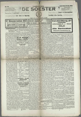 Soester Courant 1924-10-25
