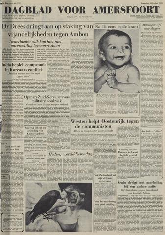 Dagblad voor Amersfoort 1950-10-04