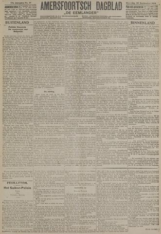 Amersfoortsch Dagblad / De Eemlander 1918-09-30