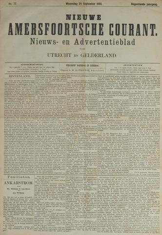 Nieuwe Amersfoortsche Courant 1890-09-24