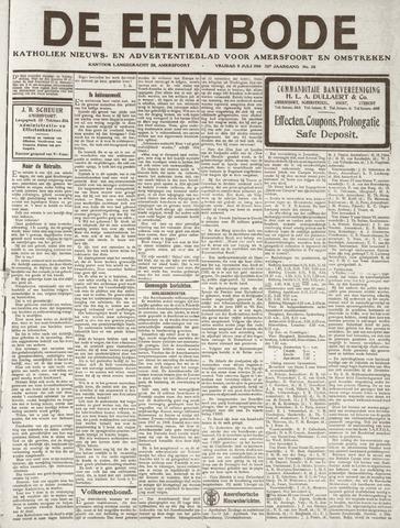 De Eembode 1918-07-05