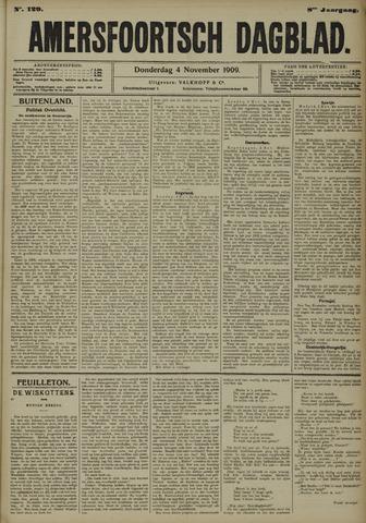Amersfoortsch Dagblad 1909-11-04