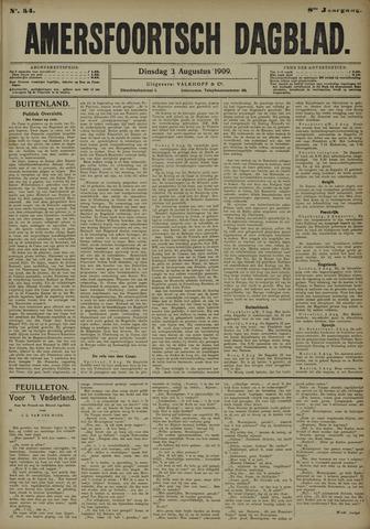Amersfoortsch Dagblad 1909-08-03