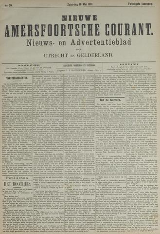 Nieuwe Amersfoortsche Courant 1891-05-16