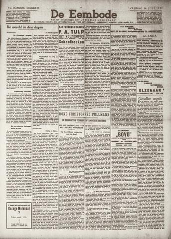 De Eembode 1937-07-30