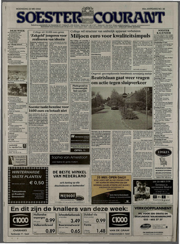 Soester Courant 2002-05-22