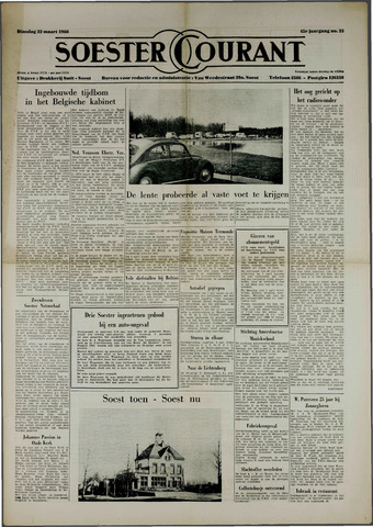 Soester Courant 1966-03-22
