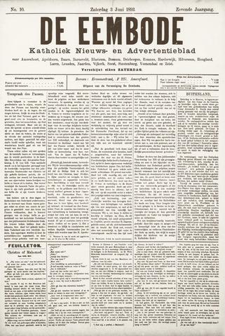 De Eembode 1893-06-03