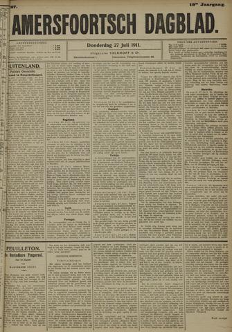 Amersfoortsch Dagblad 1911-07-27
