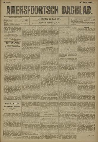 Amersfoortsch Dagblad 1911-06-22