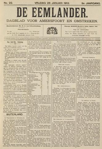 De Eemlander 1912-01-26