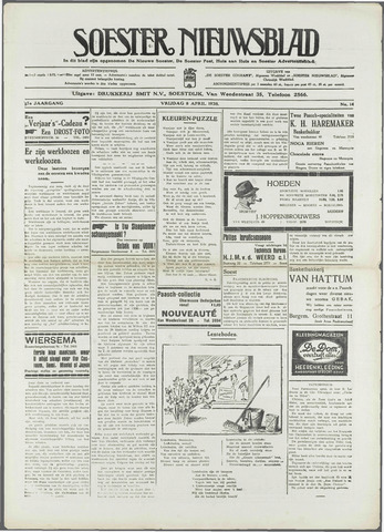 Soester Courant 1938-04-08