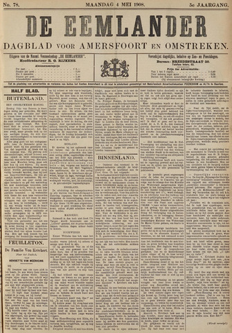 De Eemlander 1908-05-04