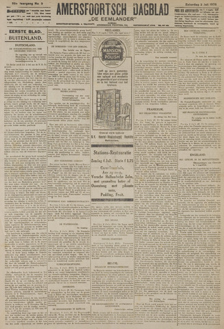Amersfoortsch Dagblad / De Eemlander 1926-07-03