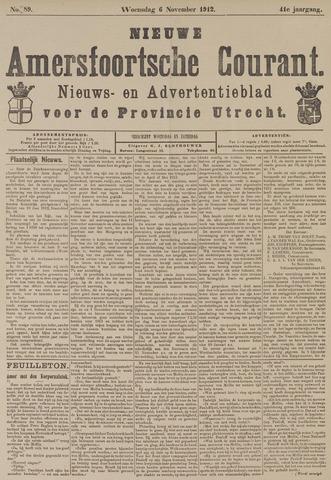 Nieuwe Amersfoortsche Courant 1912-11-06