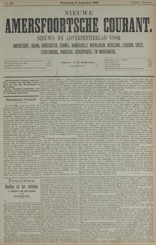 Nieuwe Amersfoortsche Courant 1883-08-08