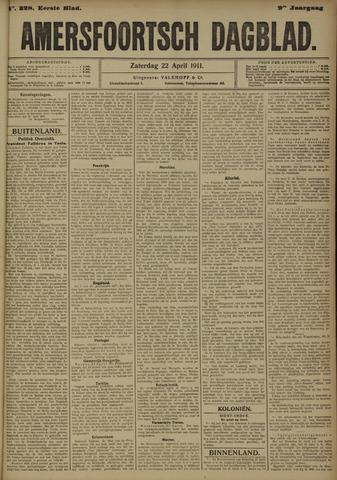 Amersfoortsch Dagblad 1911-04-22