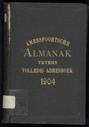 Adresboeken Amersfoort 1904