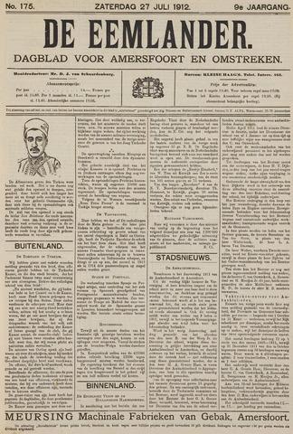 De Eemlander 1912-07-27