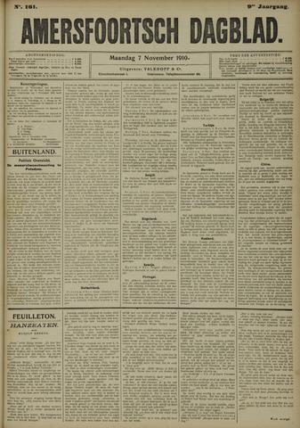 Amersfoortsch Dagblad 1910-11-07