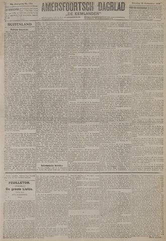 Amersfoortsch Dagblad / De Eemlander 1919-11-18