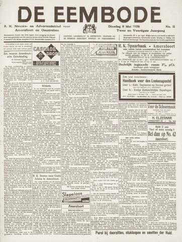 De Eembode 1928-05-08