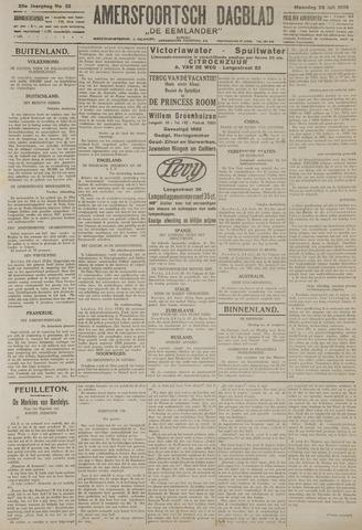 Amersfoortsch Dagblad / De Eemlander 1926-07-26