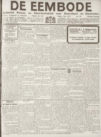 De Eembode 1917-01-05