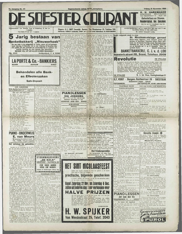 Soester Courant 1930-11-21