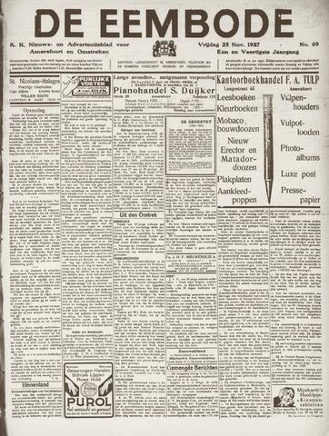 De Eembode 1927-11-25