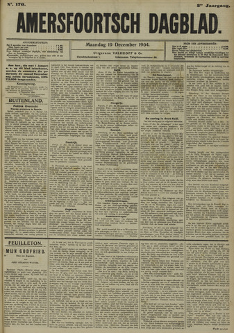 Amersfoortsch Dagblad 1904-12-19