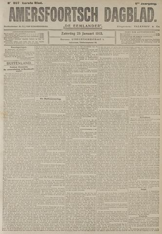 Amersfoortsch Dagblad / De Eemlander 1913-01-25