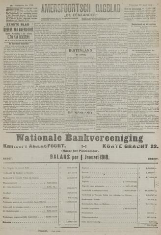 Amersfoortsch Dagblad / De Eemlander 1918-06-22