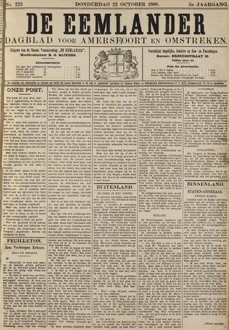 De Eemlander 1908-10-22
